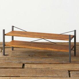 ACME Furniture アクメファニチャー GRANDVIEW グランドビュー テレビシェルフ TV SHELF テレビ台 テレビボード ローボード 木製 おしゃれ 幅100 TV ヴィンテージ ビンテージ インダストリアル