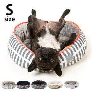 FuzzYard ファズヤード 犬猫用ベッド リバーシブル ベッド Sサイズ 【メッセージカード対応】 猫用 犬用 ペット ベッド 暖かい 冬 オールシーズン リバーシブル 小型犬