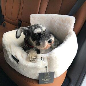 NANDOG ナンドッグ マシュマロ ドライブベッド [福袋対象] 犬 ドライビングベッド ドライブベッド 車用 ベッド ナンドッグ シートベルト
