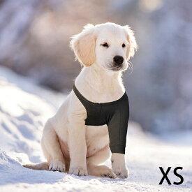 Suitical スーティカル リカバリー・スリーブ XS 犬 サポーター 保護服 前脚用 皮膚疾患 エリザベスカラー 犬の服 伸縮 小型犬