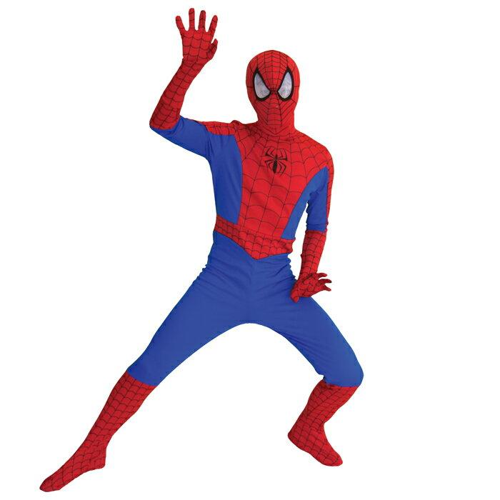 ハロウィン 仮装 大人 コスチューム メンズスパイダーマン spiderman 802940 衣装 コスプレ イベント halloween 宴会 あす楽