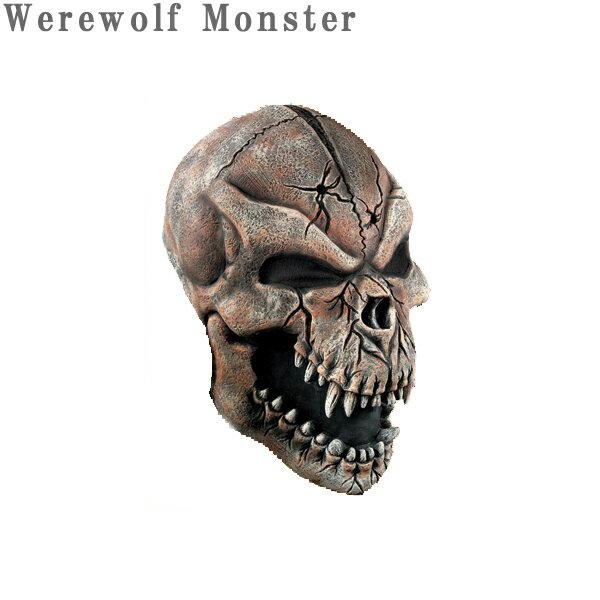 ハロウィン 衣装 コスプレ 仮装 マスク 仮面 Werewolf Monster ウルフモンスター 3364 ハロウィン ハロウイン イベント マスク 仮面 宴会 歓送迎会 余興に あす楽