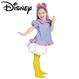 ハロウィン 衣装 子供 ディズニー 仮装 コスチューム デイジー ダック 802060 ディズニーランド ハロウイン コスプレ イベント ハロウィーン あす楽