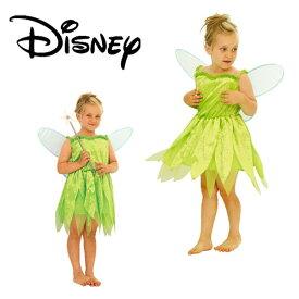 ハロウィン 衣装 子供 ディズニー 女の子 tinker bell ティンカー ベル 802529 仮装 コスチューム ディズニーランド ハロウイン コスプレ イベント ハロウィーン あす楽