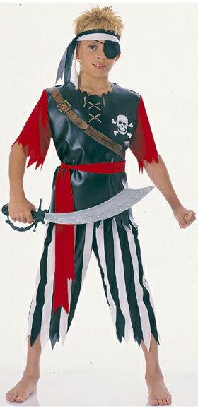 ハロウィン 衣装 子供 コスプレ 男の子 海賊王 仮装 コスチューム ハロウィンパーティー ハロウイン イベント ハロウィーン あす楽