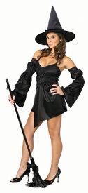 ハロウィン コスプレ ディズニー 衣装 魔女 仮装 大人用 レディース BLACK Cauldron Witch 888522 コスチューム  パーティー ハロウイン イベント ハロウィーン halloween あす楽