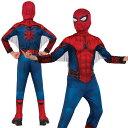 ハロウィン 衣装 子供 コスプレ 仮装 男の子 キッズ スパイダーマン Kid's Spiderman Costume コスチューム ハロウィ…