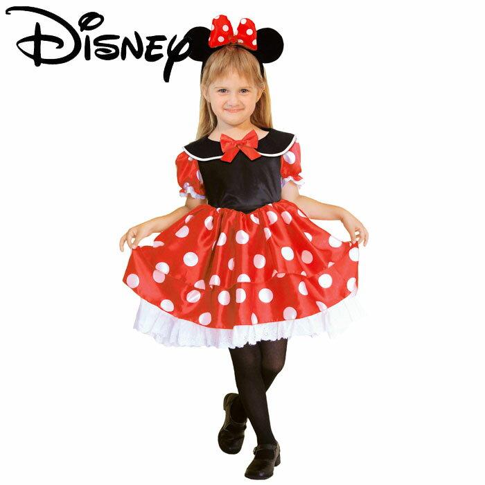 ハロウィン 衣装 子供 ディズニー ミニー ミニーマウス Minnie ディズニーランド 仮装 コスチューム ハロウイン コスプレ イベント ハロウィーン あす楽