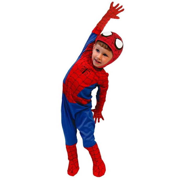 ハロウィン 衣装 子供 コスプレ 男の子 キッズ スパイダーマン spiderman 仮装 コスチューム ハロウィンパーティー ハロウイン イベント ハロウィーン あす楽
