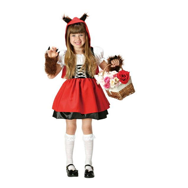 ハロウィン 衣装 子供 コスプレ 女の子 仮装 赤ずきん 仮装 コスチューム ハロウィンパーティー ハロウイン イベント ハロウィーン あす楽