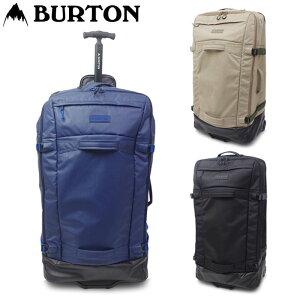 BURTON/バートン Multipath Checked Travel Bag メンズ/レディース ウィールバッグ ブラック/ネイビー/ベージュ 90L 213421 送料無料 スーツケース キャリーバッグ キャリーケース トラベルバッグ 遠征 ス