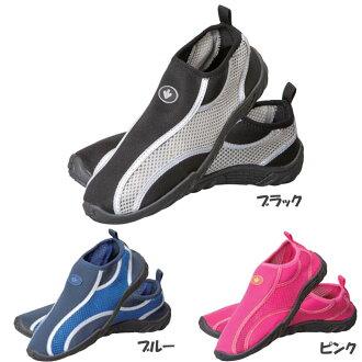 The marine shoes men's ladies adult AC601 IKARI Aqua shoes water shoes footwear Beach snorkeling ring shoes sea river marine leisure foot protection