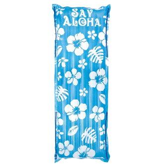낚시찌고리 플로트 매트 어른 서퍼 매트 블루 DC14044 177 cm say aloha 에어 매트 물장난 풀 아웃도어 용품 레저 용품 맨즈 레이디스