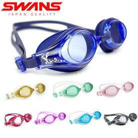 ゴーグル 水泳 大人 レディース用 SWANS スワンズ SW-30S スイミング 競泳 ジム 女性用 スイミンググラス 水中メガネ スイム ゴーグル 水泳