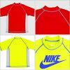 Rash Guard junior short sleeve school Nike NIKE school swimwear kids child short sleeve UV rash guard 1981416