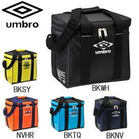 クーラーバッグ アンブロ UMBRO メンズ レディース 5color Lサイズ UUALJA19 500mlのペットボトルが10本 収納可能