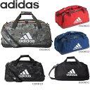 2way ボストンバッグ アディダス adidas DMD02 33L スポーツバッグ ダッフルバッグ チームバッグ ショルダーバッグ バッグ 遠征 メンズ 修...