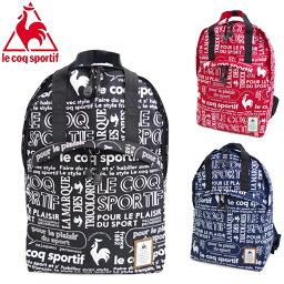 rukokkuryukkuredisudarushideipakku全3色le coq sportif 36361帆布背包背包漂亮的高中生上學