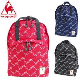 rukokkuryukkuredisudarushideipakku全3色le coq sportif 36363帆布背包背包漂亮的高中生上學