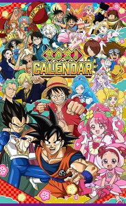 カレンダー 2021 壁掛け アニメ テレビアニメ