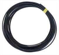 熱収縮チューブ内径1mmφ1ブラック(黒色)長さ5m切り売り印字無しで綺麗☆シュリンクチューブ絶縁チューブ防水高難燃性収縮チューブ