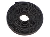 熱収縮チューブ内径9mmφ9ブラック(黒色)長さ10m切り売り印字無しで綺麗☆シュリンクチューブ絶縁チューブ防水高難燃性収縮チューブ