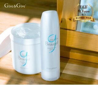 Give&Give(ギブアンドギブ)アクアラビュージェル500g