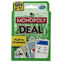 Monopoly Deal Card Game(モノポリーカードゲーム) 送料無料 頭がよくなるカード