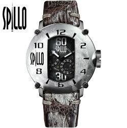 SPILLOスピーロ時計SD917KS-01BRSV