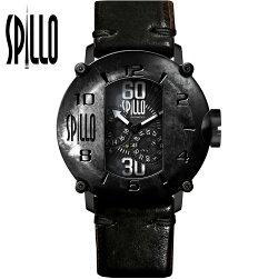 SPILLOスピーロ時計SD917KK-02BLACK
