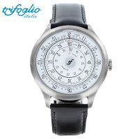 トリフォグリオ時計ミリメトロML111SSWH01