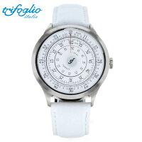 トリフォグリオ時計ミリメトロML131SSWH01