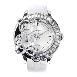 ガルティスコピオ腕時計DARMIUNABBRACCIO熊4ホワイト