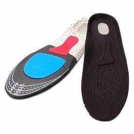 【あす楽】インソール 衝撃吸収 中敷き メンズ 靴 カッティング サイズ自由 ハニカム構造 立ち仕事 疲れ防止 土踏まず かかと アーチサポート 消臭 シークレット スニーカー ブーツ