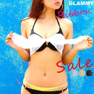 Glammy Bikini Sheer Bikini Sold Separately Layered Clothing For