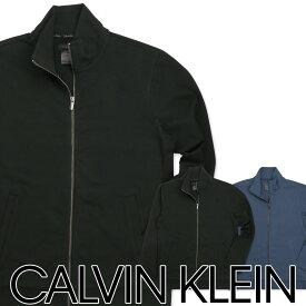 【送料無料】セール!50%OFFCalvin Klein Black Onyx Sleep Zip Up Jacket カルバンクライン ブラック オニキス ジップアップ ストレッチ ジャケット5367-1427 NM1427ADASIAN FIT(日本サイズ)男性 メンズ プレゼント 贈答 ギフトポイント10倍