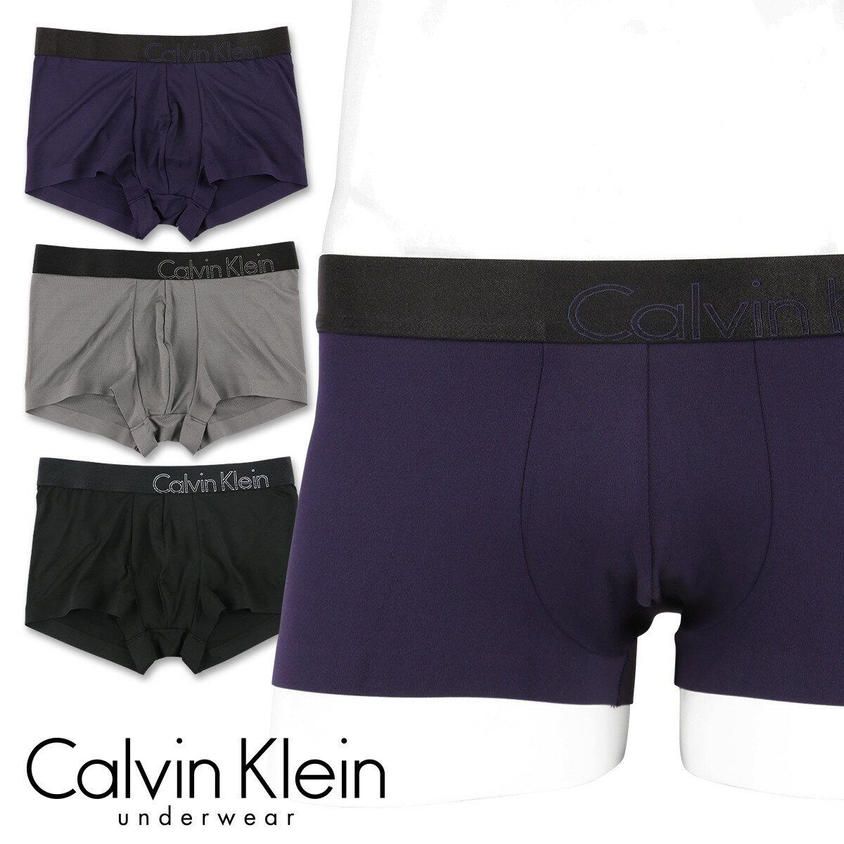 セール!50%OFFCalvin Klein Tech Fusion - Micro カルバンクライン テック フュージョン マイクロ ローライズ ボクサーパンツ 男性 メンズ プレゼント 贈答 ギフト5367-8659 NU8659ポイント10倍