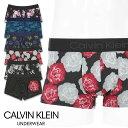 【期間限定|クーポン30%OFF】Calvin Klein CK Black Print カルバンクライン ブラック プリントマイクロ ローライ…