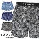 Calvin Klein Woven Slim Fit Boxer カルバンクライン・ウーブン スリムフィットボクサー・トランクス 5369-1523 NB15…