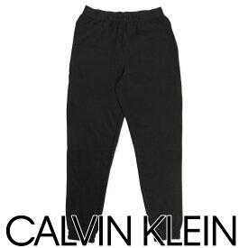 セール!Calvin Klein Women's UnderawearTONAL LOGO トーナル ロゴ レディス コットン ジョガーパンツ日本サイズ(S・M)53-QS6150