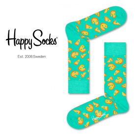 セール!40%OFFHappy Socks ハッピーソックスJUNK FOOD PIZZA ( ピザ )クルー丈 綿混 ソックス 靴下 ユニセックス メンズ & レディスプレゼント 贈答 ギフト1A113016ポイント10倍