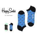 セール!36%OFFHappy Socks ハッピーソックスSURFER ( サーファー ) スニーカー丈 綿混 ソックス 靴下ユニセックス メンズ & レディスプレゼント 贈答 ギフトh605336ポイント10倍