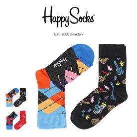 【ポイント20倍】Happy Socks ハッピーソックスARGYLE ( アーガイル ) 2足組 クルー丈 ソックス KIDS ジュニア キッズ 子供 綿混 靴下 h605734