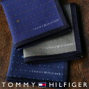 TOMMY HILFIGER|トミーヒルフィガー 無料 トミー ブランド ラッピング OKピンドット柄 綿100% ハンカチ2582-103プレゼント 誕生日 ...