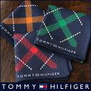 TOMMY HILFIGER|トミーヒルフィガー 無料 トミー ブランド ラッピング OKバイアスチェック柄 綿100% ハンカチ2582-116プレゼント 誕生日 ギフト 贈答品 お祝いポイント10