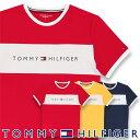 セール!50%OFFTOMMY HILFIGER|トミーヒルフィガー【COTTON ICON】 CN TEE SS LOGO FLAGコットン ロゴ 半袖 Tシャツ男性 メンズ プレ…