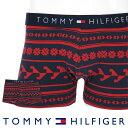 TOMMY HILFIGER|トミーヒルフィガー COTTON ICON TRUNK FOLK コットン アイコン フォーク ボクサーパンツ5338-0922男性 メンズ プレゼ…