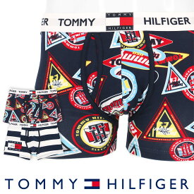 TOMMY HILFIGER|トミーヒルフィガーKEYHOLE TRUNK PRINTキーホール トランク プリント5330-1873男性 メンズ プレゼント 贈答 ギフト
