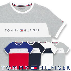 TOMMY HILFIGER|トミーヒルフィガーTOMMY ORIGINAL COTTON CN TEE SS LOGO FLAGコットン ロゴ 半袖 Tシャツ男性 メンズ プレゼント 贈答 ギフト5339-1170ポイント10倍