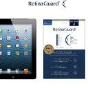 【クリアタイプ】RetinaGuard iPad 2/3/4 ブルーライト90%カット 保護フィルム 国際特許 液晶保護フィルム 保護シート 保護シール アイパッド 第二世代 第三世代 第四世代 キズ